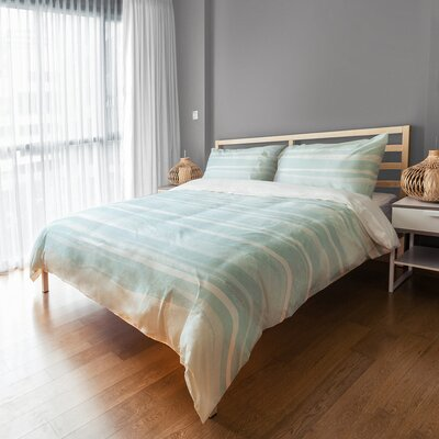Vineland Sham Size: Standard, Color: Blue
