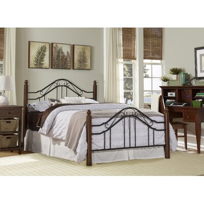 Defranco Panel Bed Size: King