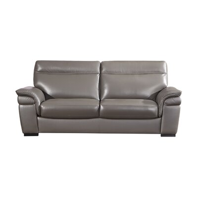 Ullery Leather Sofa