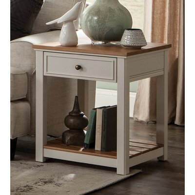 Gilmore Square End Table