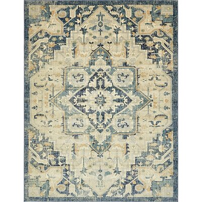 Jae Beige Area Rug Rug Size: Rectangle 5 x 8