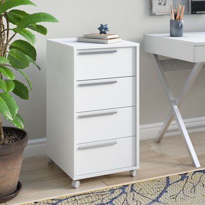 Hadley Drawer Vertical Filing Cabinet