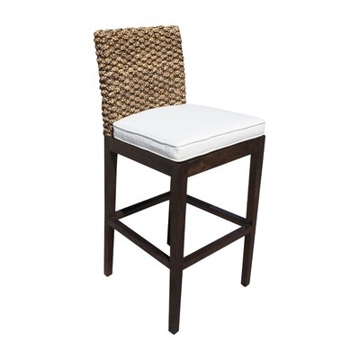 Sanibel 31.75 Bar Stool with Cushion