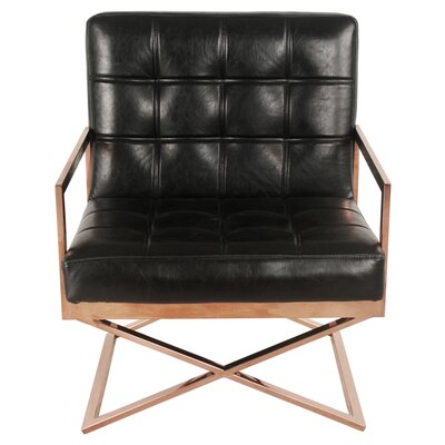 Davion Tufted Armchair