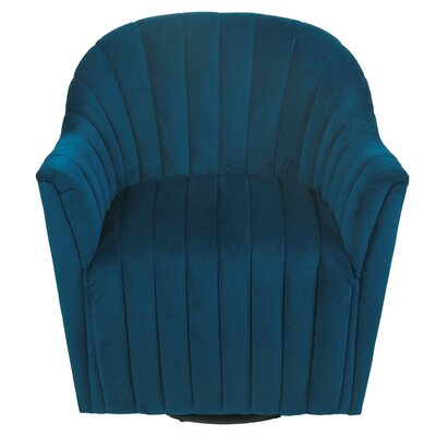Finnley Swivel Barrel Chair