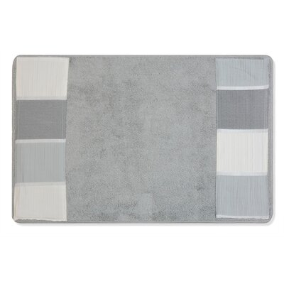 Patrina Stripes Bath Rug