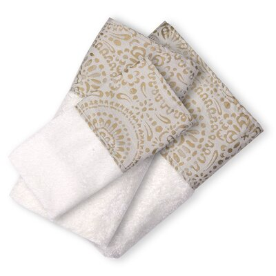 Bert 3 Piece Towel Set