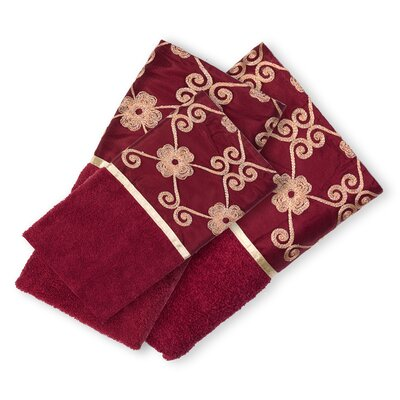 Pellegrini 3 Piece Towel Set
