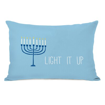 Light It Up Lumbar Pillow