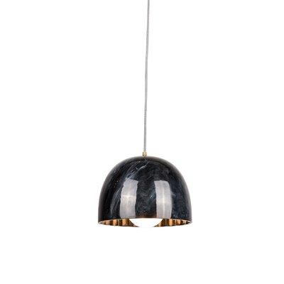 Doric 1-Light Mini Pendant Finish: Polished Black