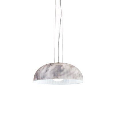 Doric 1-Light Inverted Pendant Finish: Matte White