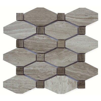 Milazzo Marble Mosaic Tile in Beige