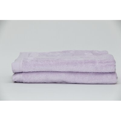 Fetter Classic Cotton Bath Sheet Color: Lavender