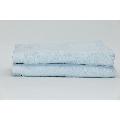 Fetter Classic Cotton Bath Sheet Color: Water