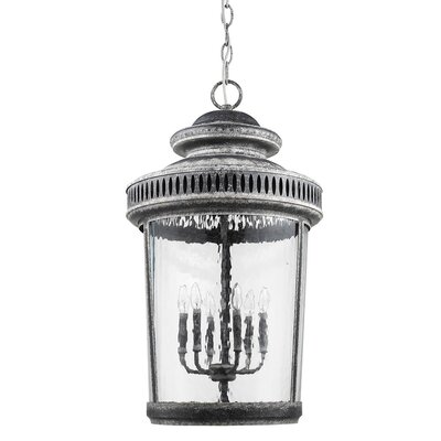 Abramo Indoor 6-Light Lantern Pendant