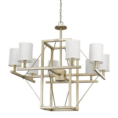 Daphne 8-Light Candle-Style Chandelier