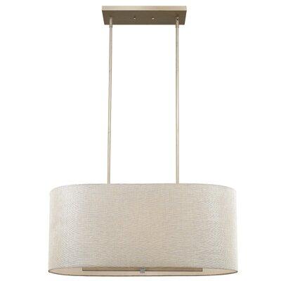 Hatcher Oval 6-Light Drum Pendant