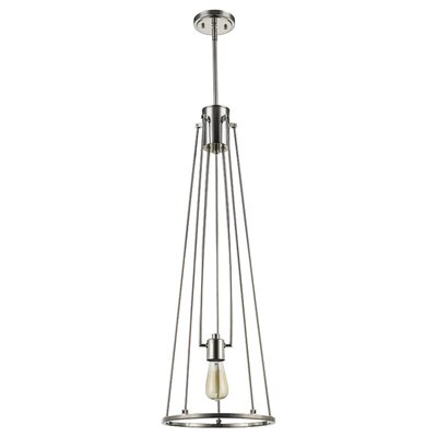 Hattaway 1-Light Mini Pendant Finish: Oil Rubbed Bronze