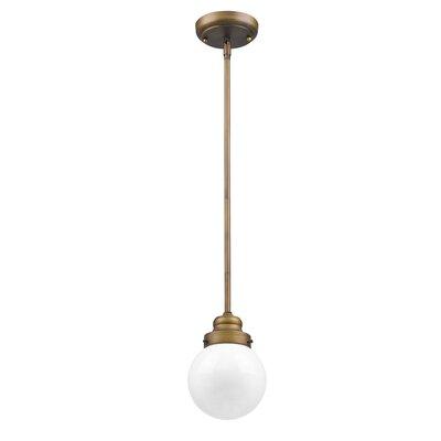 Weisberg 1-Light Mini Pendant
