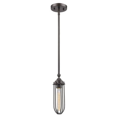 Shirly Retro 1-Light Mini Pendant