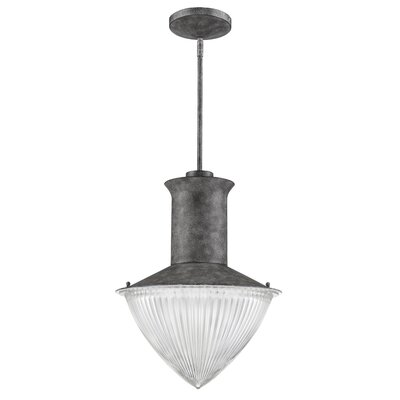 Vandoren 1-Light Mini Pendant Finish: White