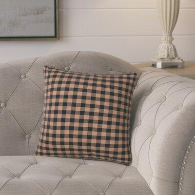 Heidi 100% Cotton Throw Pillow Color: Natural