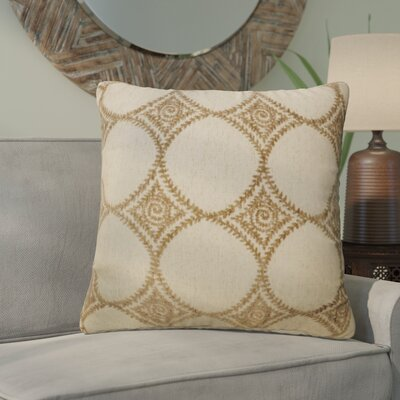 Beiler Contemporary Throw Pillow Size: 22 x 22