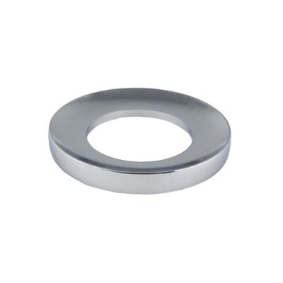 Vessel Sink Mounting Ring Finish: Chrome