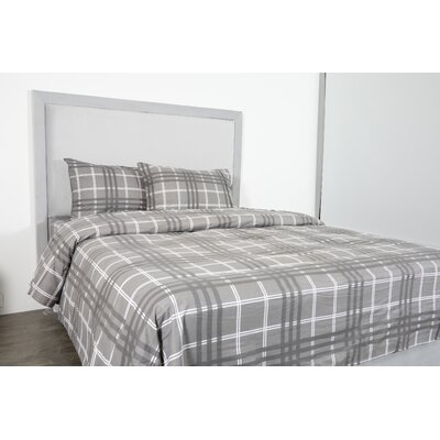 Costigan 100% Cotton 4 Piece Sheet Set Size: Full