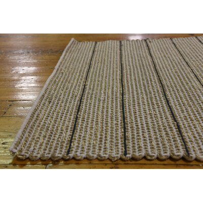 Britannia Hand woven Wool Beige/Brown Area Rug