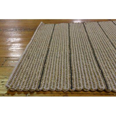 Britannia Hand woven Wool Beige/Brown Area Rug