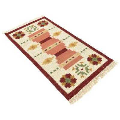 Rosanna Hand woven Wool Beige/Brown Area Rug