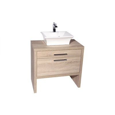 Montreal Single Bathroom Vanity Set