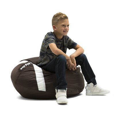 Big Joe Football Bean Bag Chair