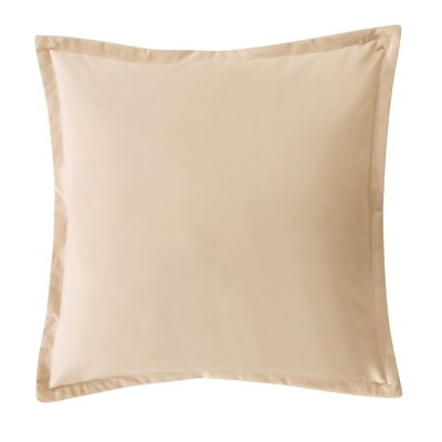 Phipps Decorative Velvet Throw Pillow Color: Beige