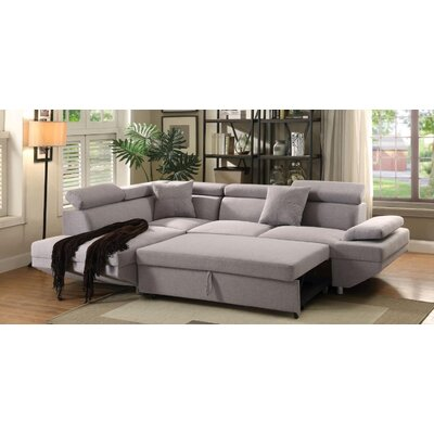 Sharell Convertible Modular Sectional