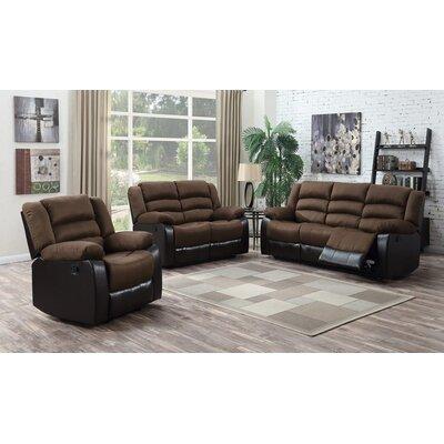 Bethzy Reclining Living Room Set