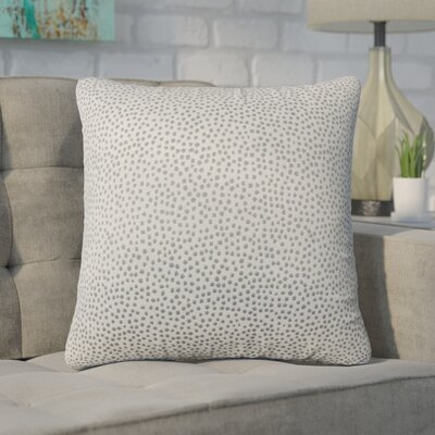 Wilbanks Down Filled Throw Pillow Size: 18 x 18, Color: Stone