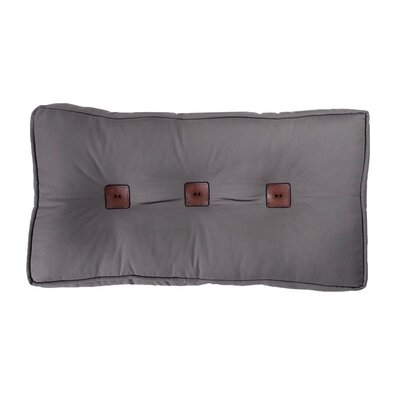Lazaro Cotton Lumbar Pillow