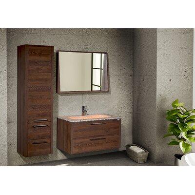 Gwen 32 Single Bathroom Vanity Set with Mirror