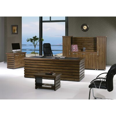 Modern Desk Office Suite Lillyana Product Photo 1492
