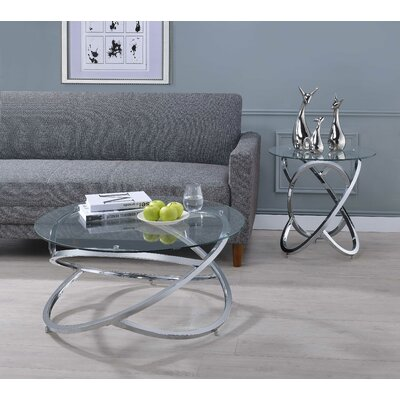 Presidio 2 Piece Coffee Table Set