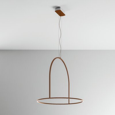 Palmetto Bluff LED Geometric Pendant