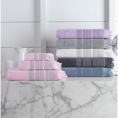 Bundaberg Bath Sheet Color: Pink