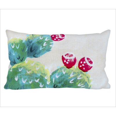 Masie Cactus Pear Lumbar Pillow