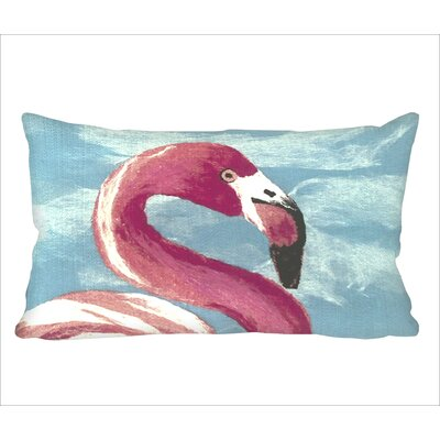 Korkuteli Flamingo Lumbar Pillow
