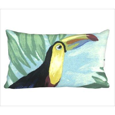 Korkuteli Toucan Lumbar Pillow
