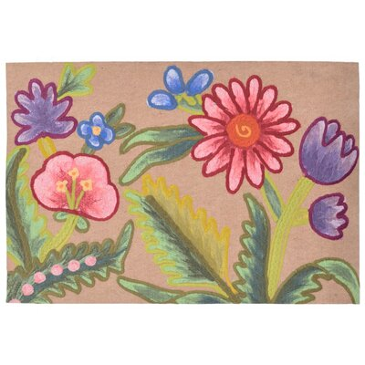 Greber Gypsy Flower Doormat
