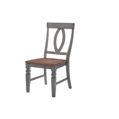Adalgar Slat Back Dining Chair