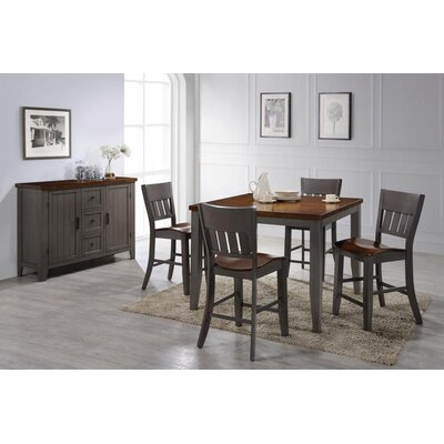 Adalard�6 Piece Gathering Set Color: Gray
